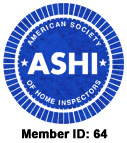 ASHI Member: American Society of Home Inspectors